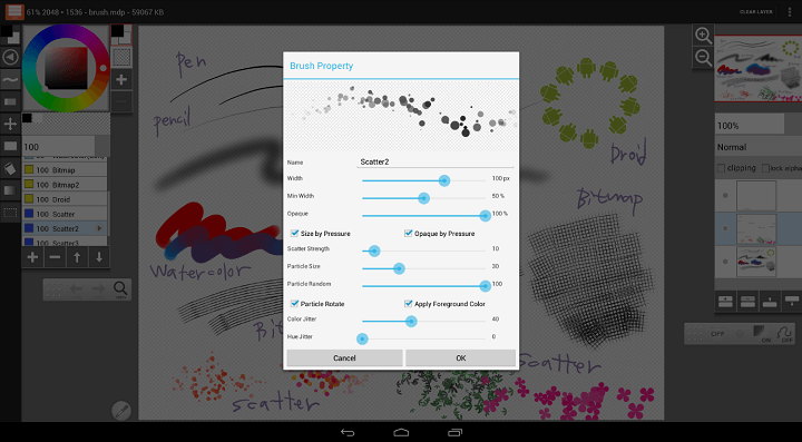 Imagen - 7 alternativas para Android de Procreate