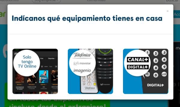 Imagen - Controla Movistar+ desde tu smartphone