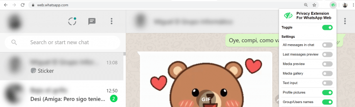 Imagen - Cómo ocultar WhatsApp en el trabajo