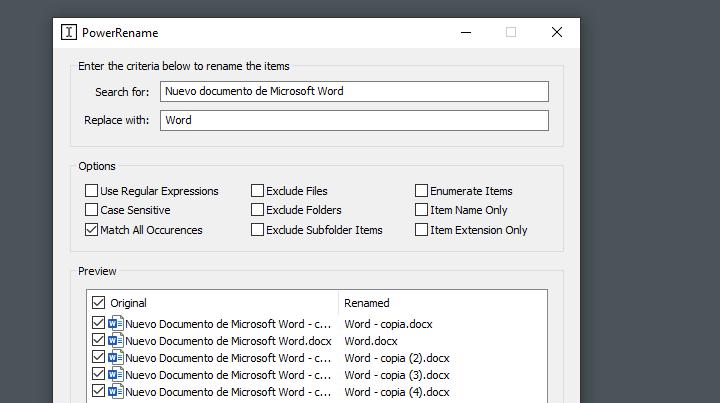 Imagen - Cómo renombrar varios archivos a la vez en Windows 10