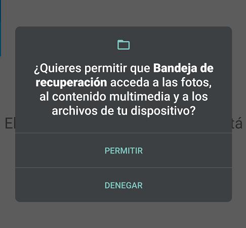 Imagen - ¿Cómo puedo vaciar la papelera en Android?