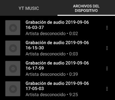 Imagen - YouTube Music: cómo reproducir tus archivos de música en el móvil
