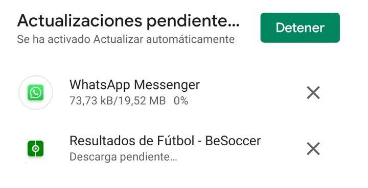 Imagen - Cómo saber si tienes WhatsApp actualizado a la última versión