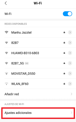Imagen - ¿Mi móvil Xiaomi tiene WPS?