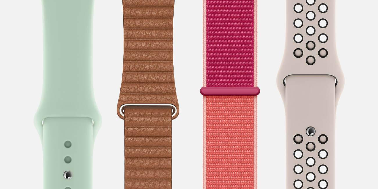 Los 5 mejores accesorios para Apple Watch