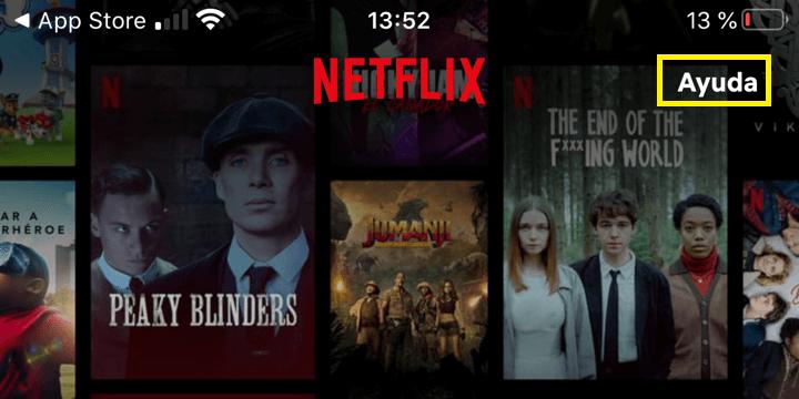 Imagen - Cómo contactar con atención al cliente de Netflix
