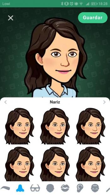 Imagen - Cómo crear tu avatar con Bitmoji