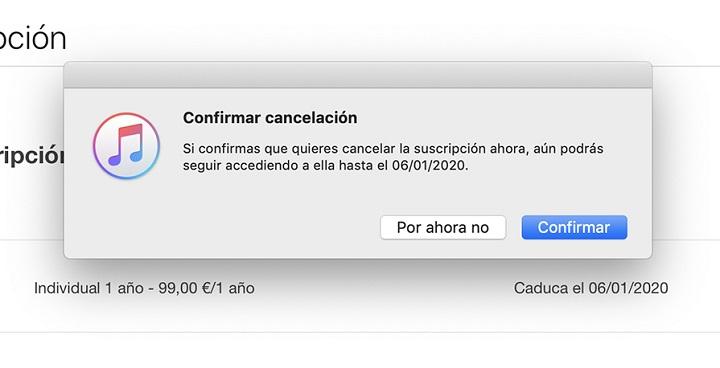 Imagen - Cómo dar de baja las suscripciones de iOS en iPhone