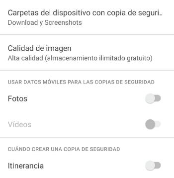 Imagen - Cómo hacer copia de seguridad de las fotos en Android