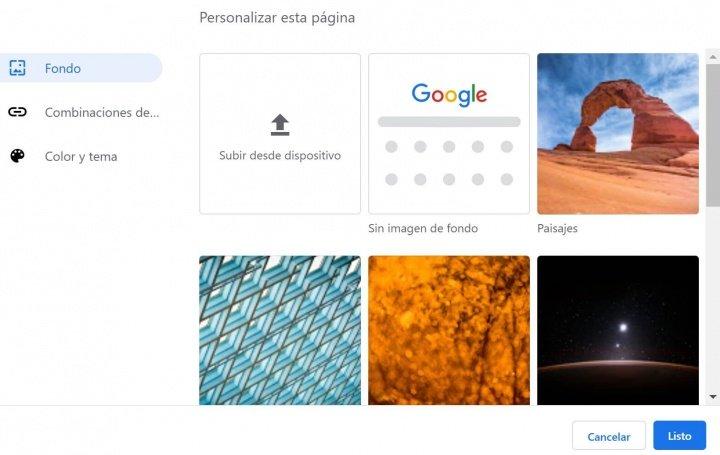 Imagen - Cómo personalizar y configurar Google Chrome
