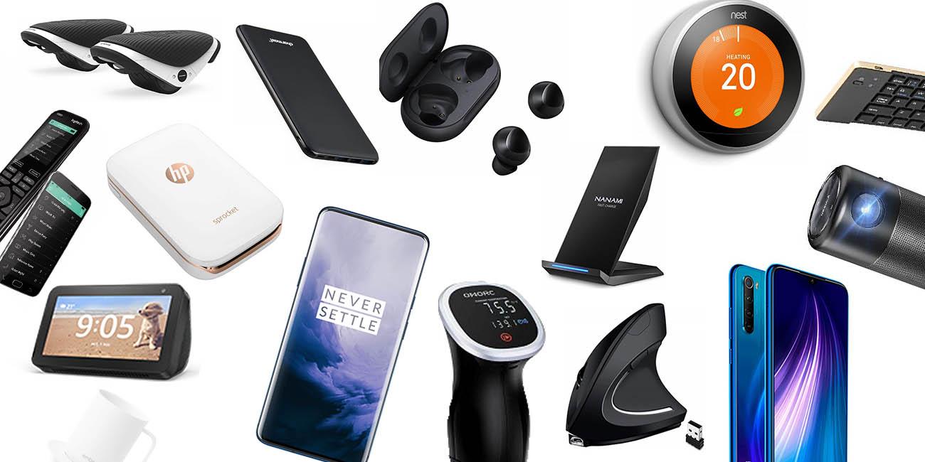 20 regalos tecnológicos en 2019 para esta Navidad