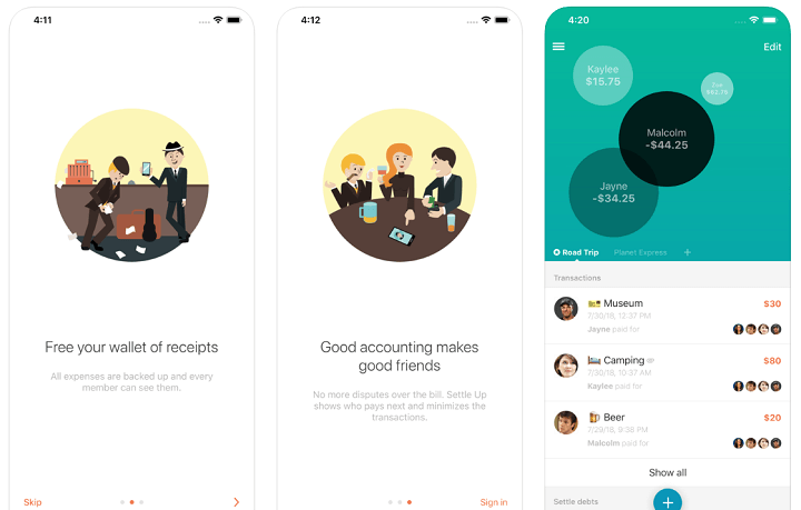 Imagen - 10 apps para compartir gastos