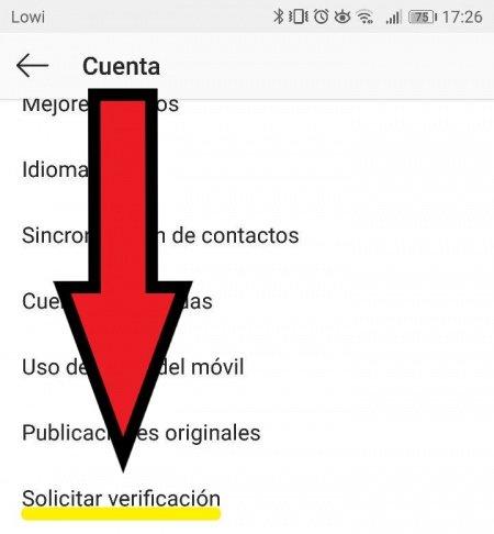 Imagen - Verificar cuenta en Instagram: ¿cuántos seguidores se necesitan?