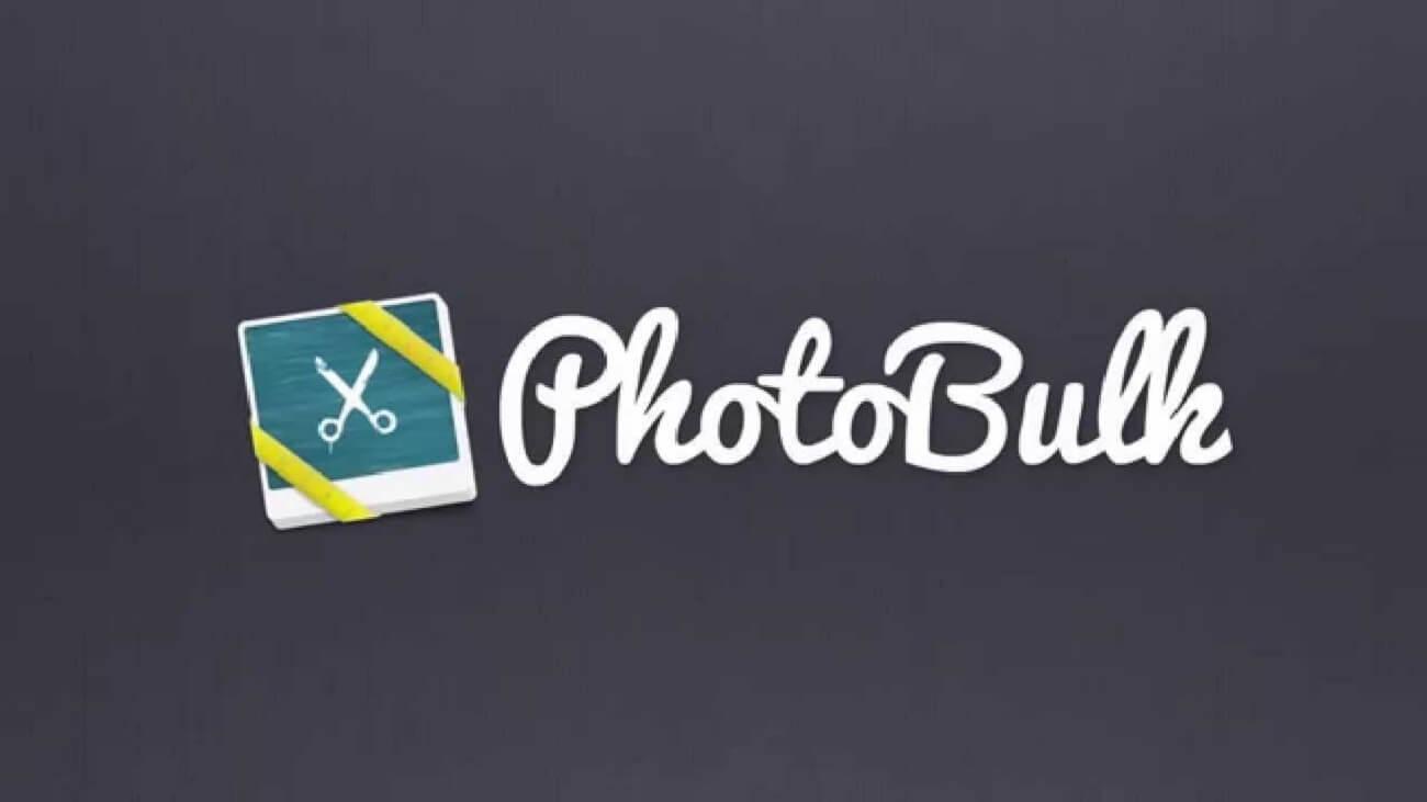 Review: PhotoBulk, un sencillo editor de fotografías para OS X