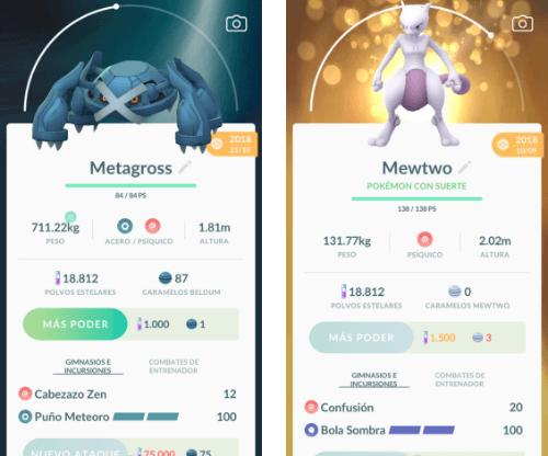 """Imagen - Ataques legado o """"legacy"""" en Pokémon Go: qué son y cómo se consiguen"""