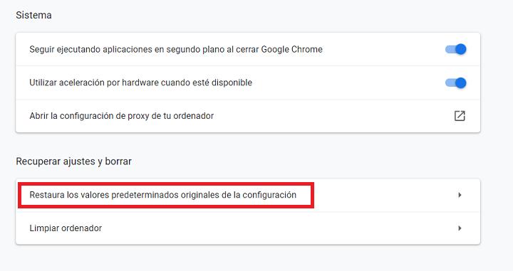 Imagen - Cómo eliminar WebDiscover Browser