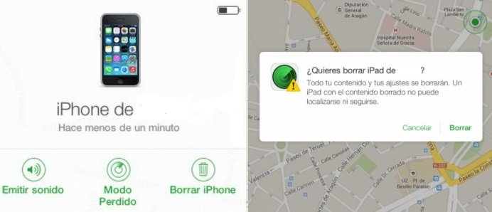 """Imagen - Solución: """"iPhone está desactivado conectarse a iTunes"""""""