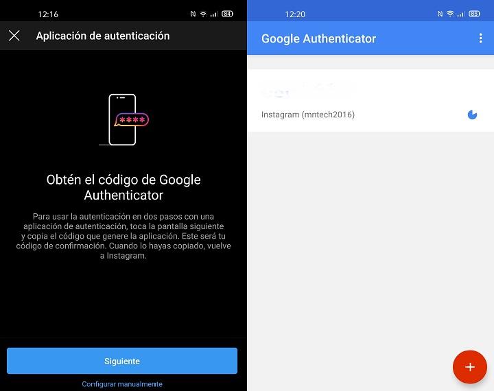 Imagen - Cómo activar la verificación en dos pasos en Instagram