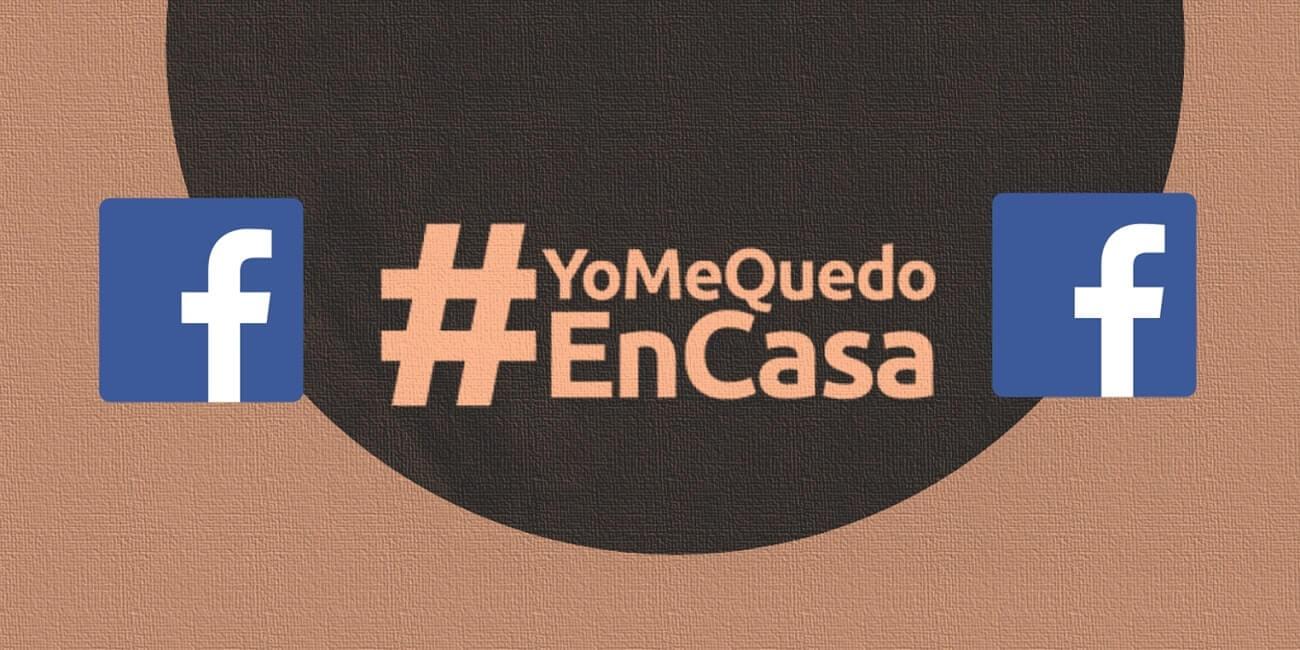 Cómo poner #yomequedoencasa en tu foto de perfil de Facebook