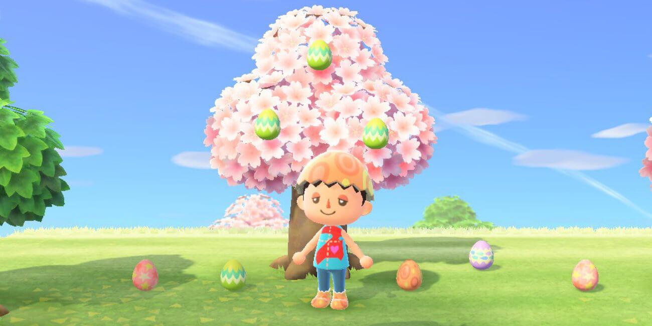 Encuentra todos los Huevos de Pascua de Animal Crossing: New Horizons