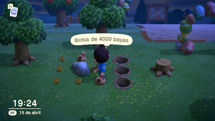 Imagen - Cómo ganar bayas rápido en Animal Crossing: New Horizons