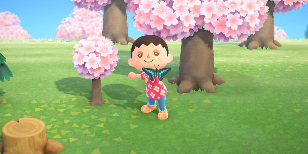 chinche rostro humano animal crossing new horizons