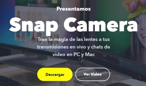 Imagen - Cómo utilizar los filtros de Snapchat en el ordenador