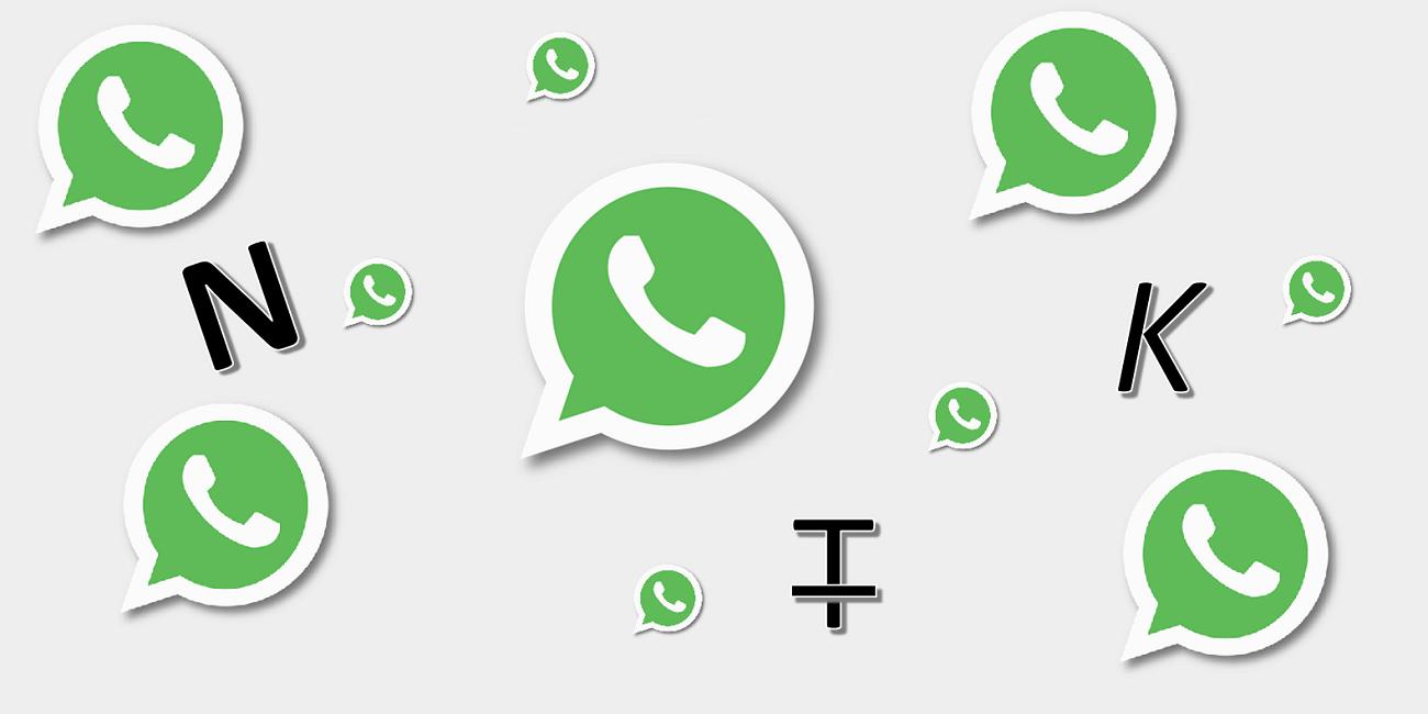 Cómo cambiar la letra en WhatsApp