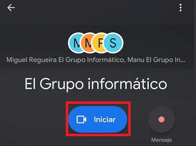 Imagen - Cómo hacer una videollamada grupal en Google Duo
