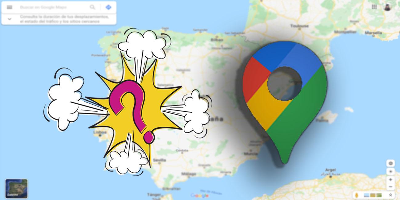 Cómo calcular la distancia en Google Maps