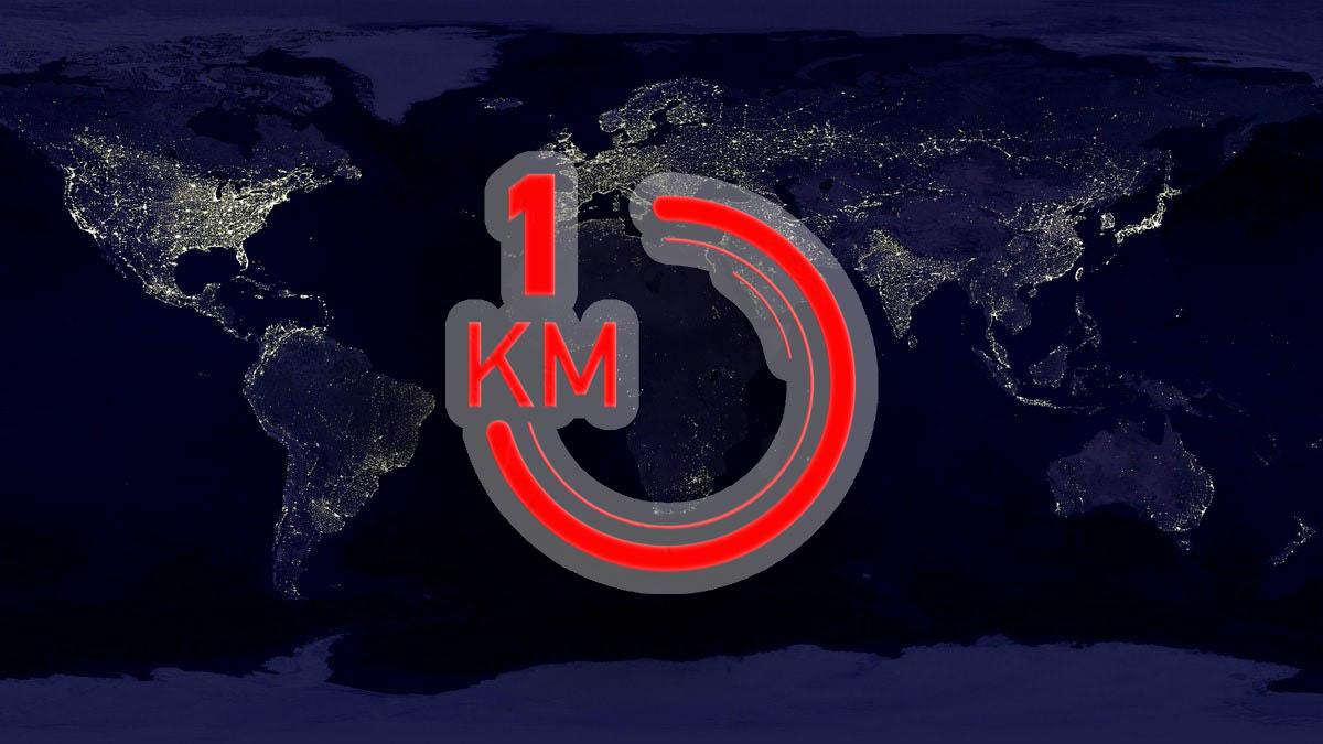 Cómo hacer que el móvil nos alerte al llegar a 1 km