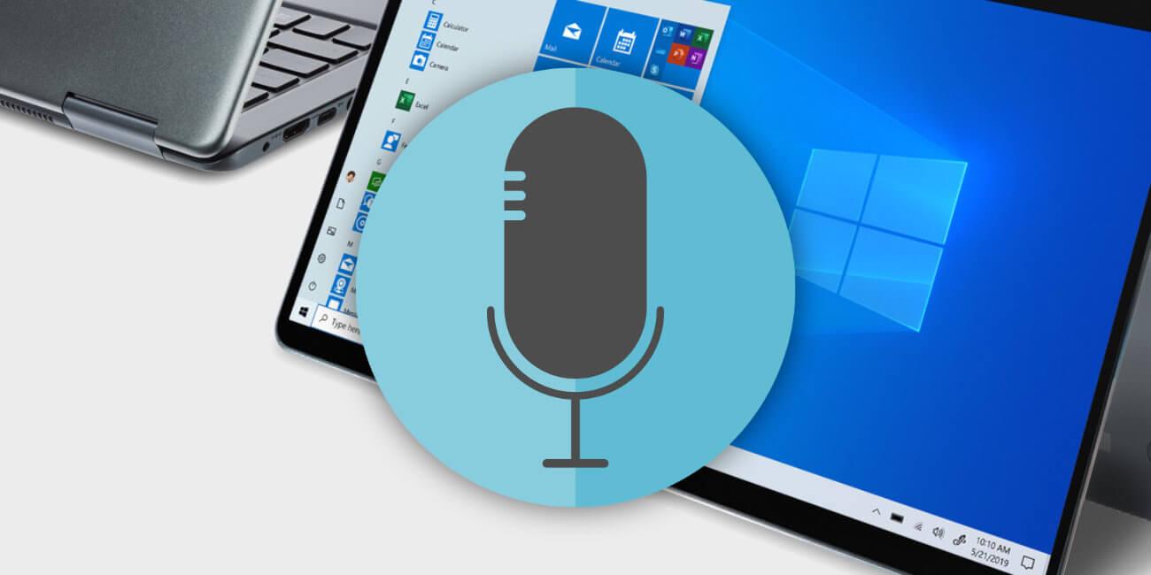 Cómo configurar el micrófono del ordenador