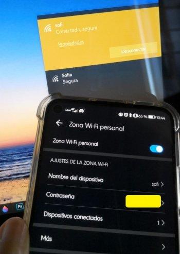 Imagen - Cómo compartir Internet del móvil al ordenador