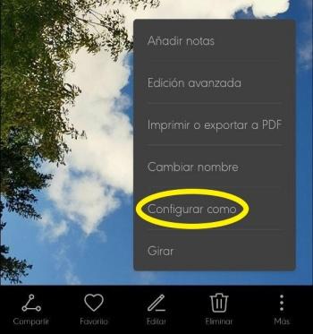 Imagen - Cómo cambiar el fondo de pantalla en Android