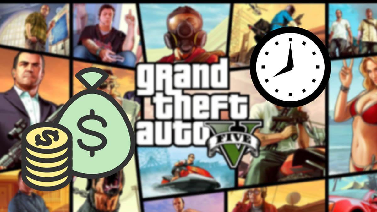 Cómo ganar dinero rápido en GTA V