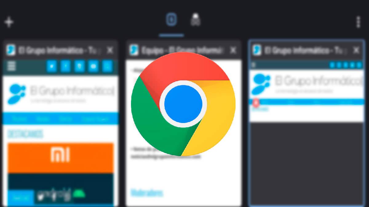 Cómo tener ya la agrupación de pestañas de Chrome