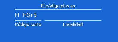 Imagen - Plus Codes de Google Maps: cómo usarlos