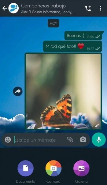 Imagen - Filtros WhatsApp: cómo ponerlos a imágenes