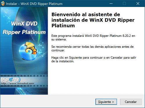 Imagen - Cómo convertir DVD a MP4 gratis con WinX DVD Ripper