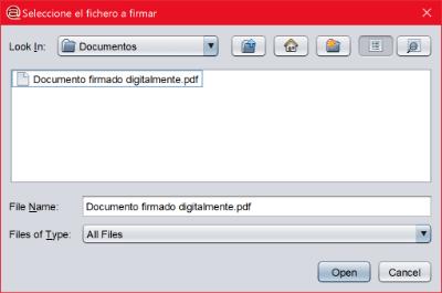 Imagen - AutoFirma: qué es y cómo usarlo