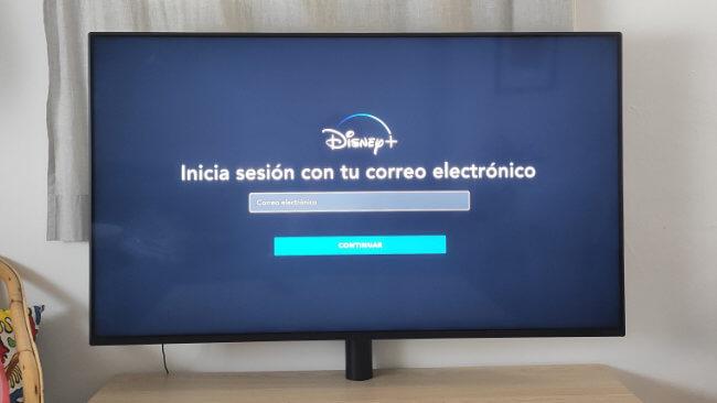 Imagen - Cómo ver Disney Plus en el televisor