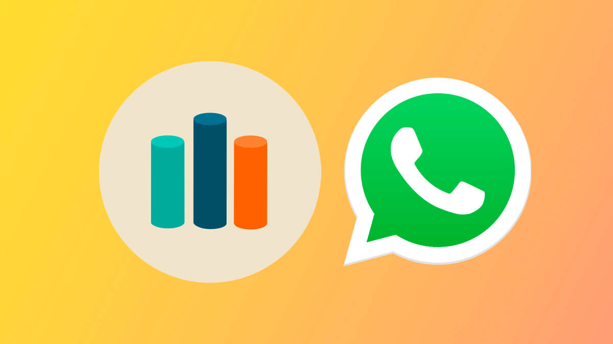 Conoce las estadísticas de tus conversaciones de WhatsApp