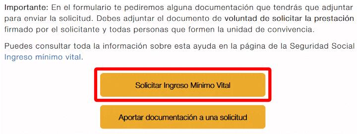 Imagen - Cómo solicitar el ingreso mínimo vital online