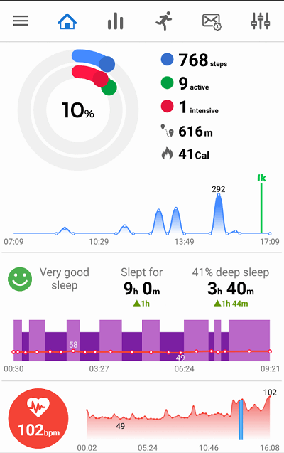 Imagen - 9 usos curiosos que dar a la Xiaomi Mi Band 4