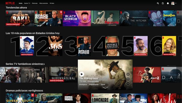 Imagen - Ver Netflix de Estados Unidos en España con NordVPN