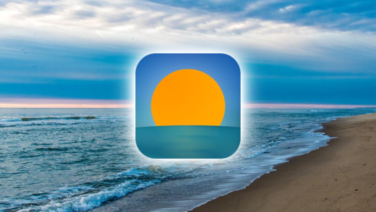 iPlaya: la app que necesitas para ir a la playa