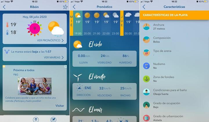 Imagen - iPlaya: la app que necesitas para ir a la playa