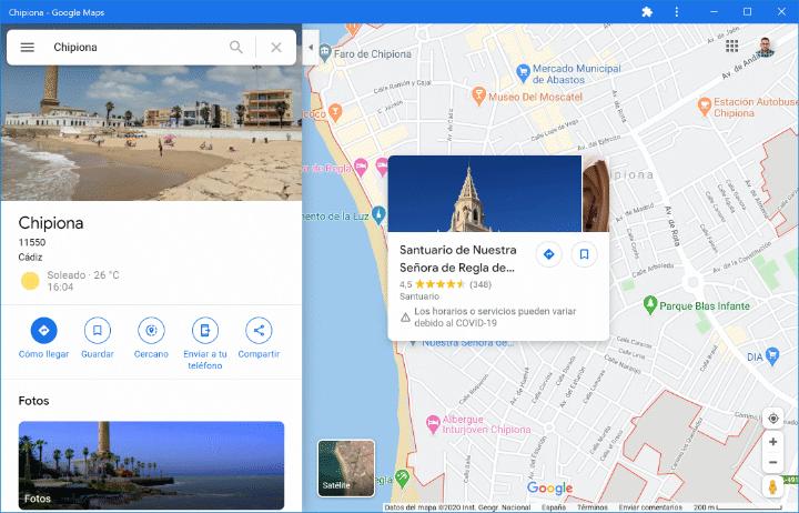 Imagen - Cómo instalar la app de Google Maps en Windows 10