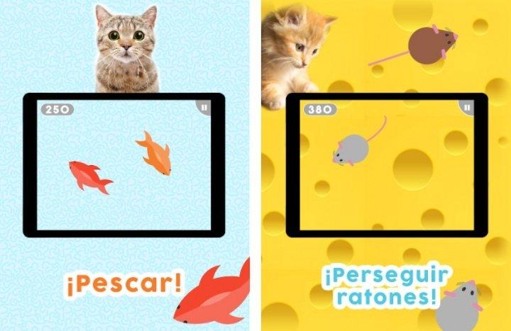 Imagen - 7 juegos de móvil para tu gato