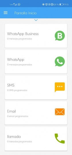 Imagen - Cómo programar mensajes en WhatsApp